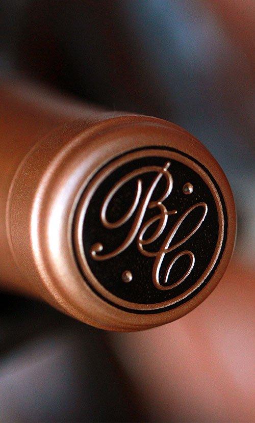Basel Cellars Wine Label Design