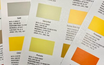 A look inside the 2022 color forecasting process