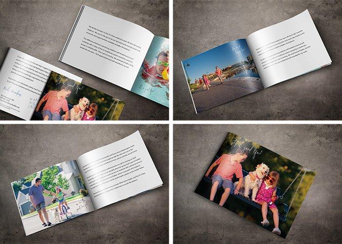 Kadlec Recruiting Brochure Design