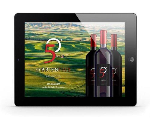OBrien Five Website Design