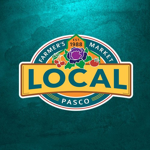 Pasco Farmers Market Branding