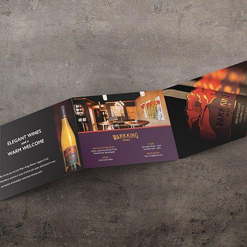 Warr King Wine Club Application Design