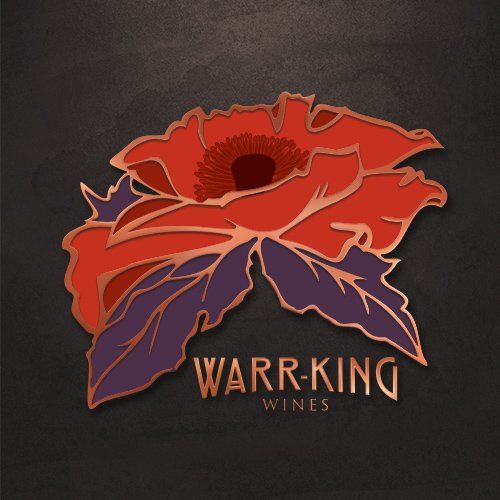 Warr-King Wines Logo